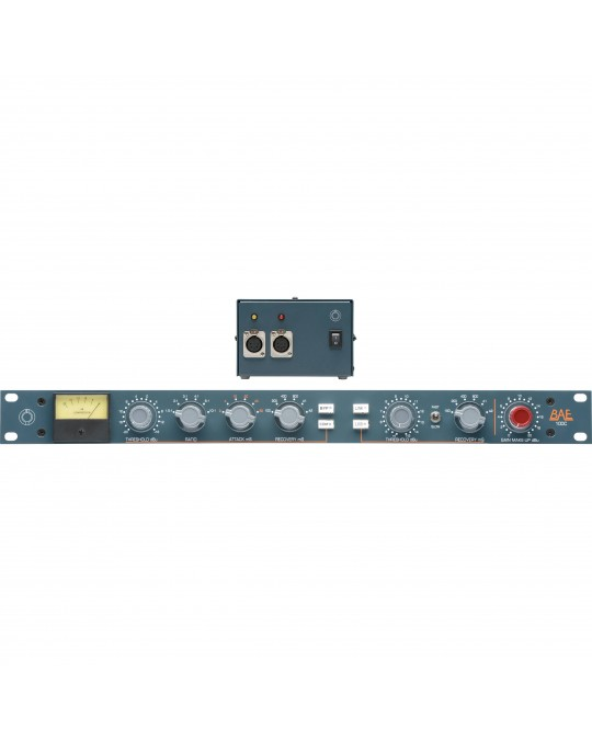 Single channel Limiter Compressor with psu,