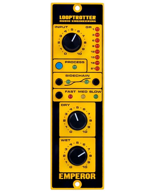 EMPEROR 500 de Looptrotter - compresor, limitador o generador de distorsión de armónicos.