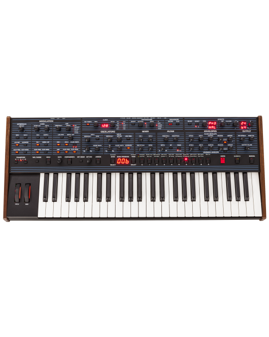OB-6 Keyboard de Dave smith