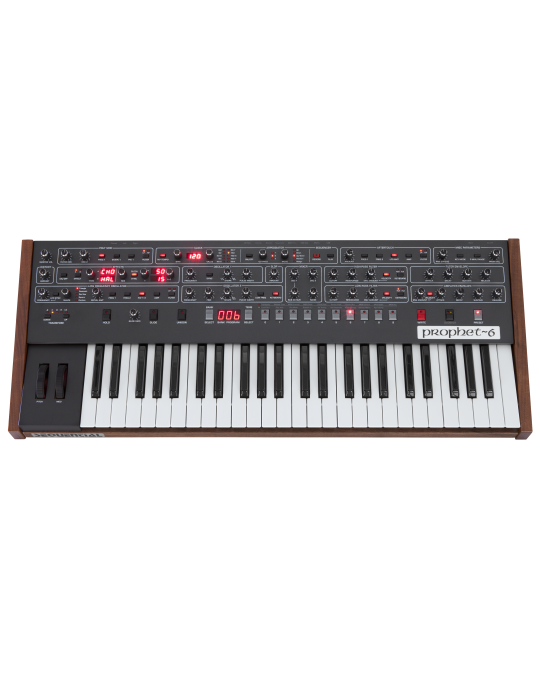 Prophet-6 Keyboard de Dave Smith