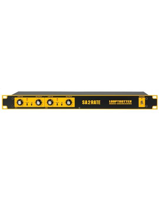 SA2RATE de Looptrotter - Hermosa Saturación Analógica para tu Sonido